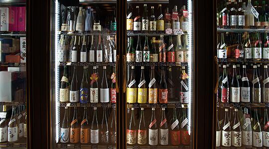酒のひさや 日本酒