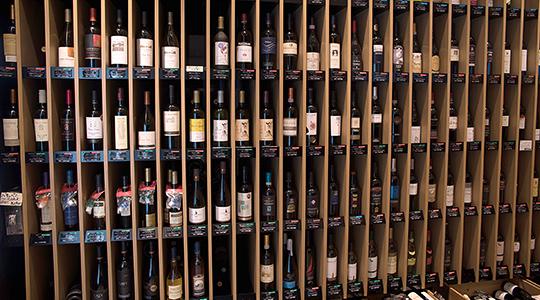 酒のひさや ワイン